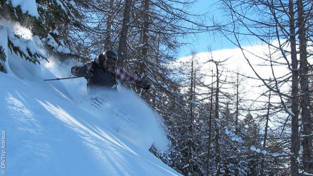 Neige et plaisir au menu de ce super séjour héliski et freeride en Italie